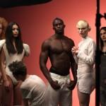 Aiemo Left with Silence Music Video: Klara Gro, Clara Medina, Mathilde Stephensen, Synne Espensen and Allan Mutebi