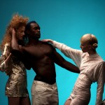 Aiemo Left with Silence Music Video: Klara Gro, Synne Espensen and Allan Mutebi