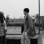 Color of a Doubt: an Urban Fable: Vincent Piazza (Chris Parker) and Shamis Beckley (Skye)