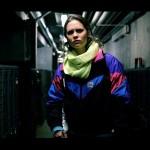 Emilie - Cathrine Bjorn - looks around