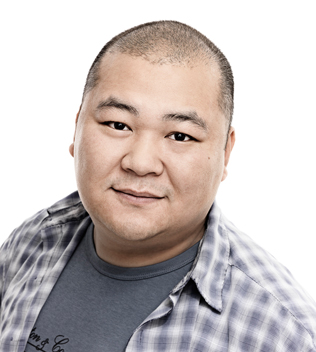Producer Thomas Yong
